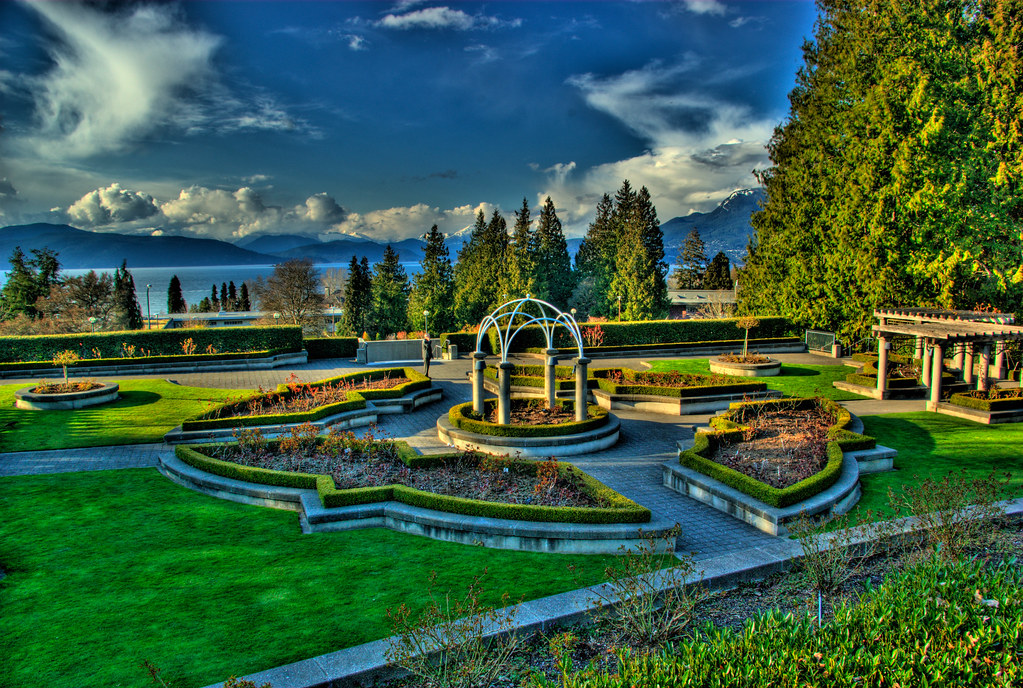 UBC Rose Garden - Extreme | Here is the more extreme ...