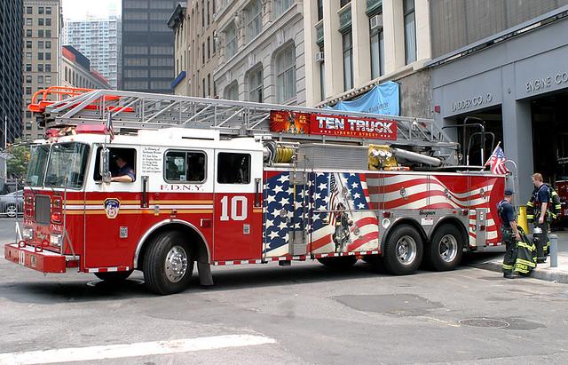 FDNY Ten Truck. | One of my personal favorites. FDNY Ten Tru… | Flickr