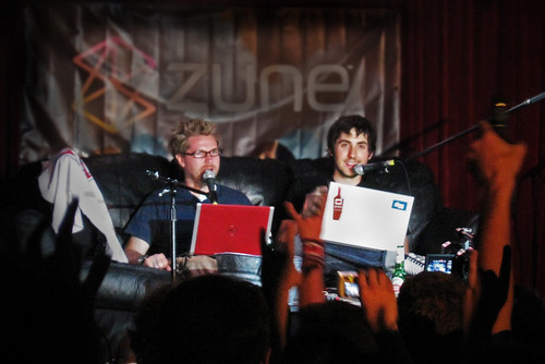 Diggnation Live in NYC 2008 | by Rob Boudon