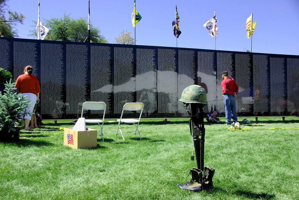 Silent Sentries Avtt Traveling Vietnam Memorial Wall Pay