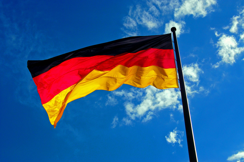 GERMANY | The colour schemes of black-red-gold and black ...