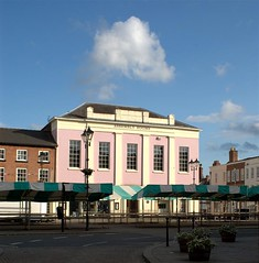 Assembly Rooms, Ludlow | by davidneal