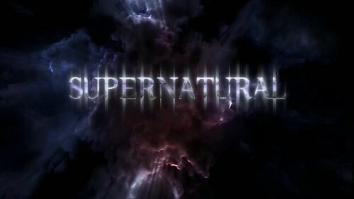 Supernatural title screen just started watching season 3 - Supernatural season 8 title card ...