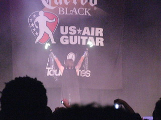 US Air Guitar Championships: Big Rig | by Andrew Huff