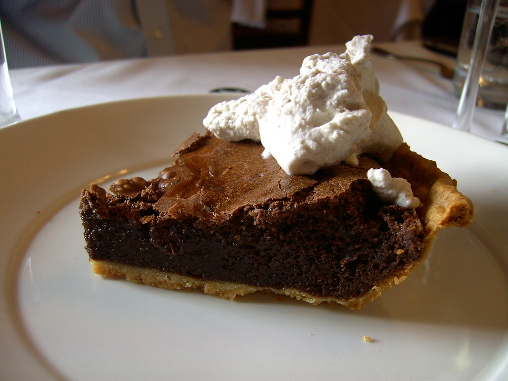 Chocolate Chess Pie Ii Allrecipes