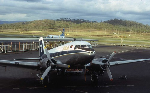 Dc3 P2-SBL Pt Moresby New Guinea | by P T Lea