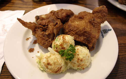 Willie Mae's Fried Chicken | by kaszeta