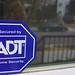 ADT Security Sticker