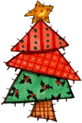 Rvore de natal lucia helena cesar flickr - Arbol de navidad para imprimir ...
