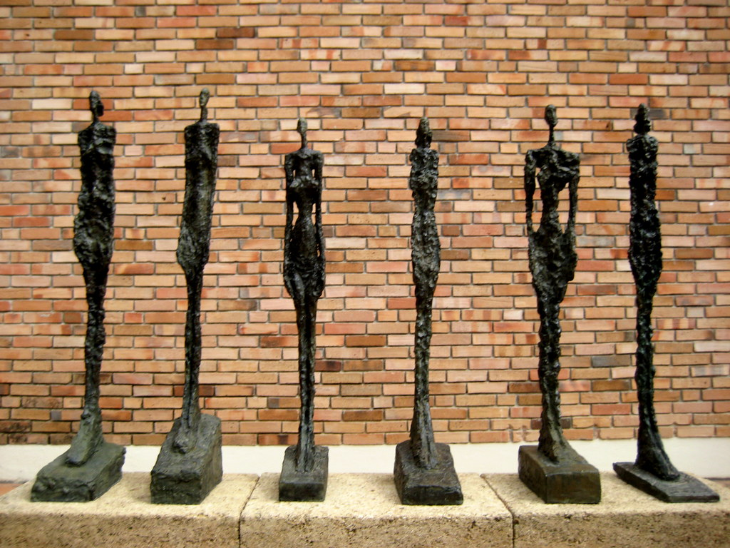 Giacometti Sculptures, Foundation Maeght | Chris Goldberg | Flickr Chris