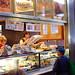 Borek stall at Queen Victoria Market