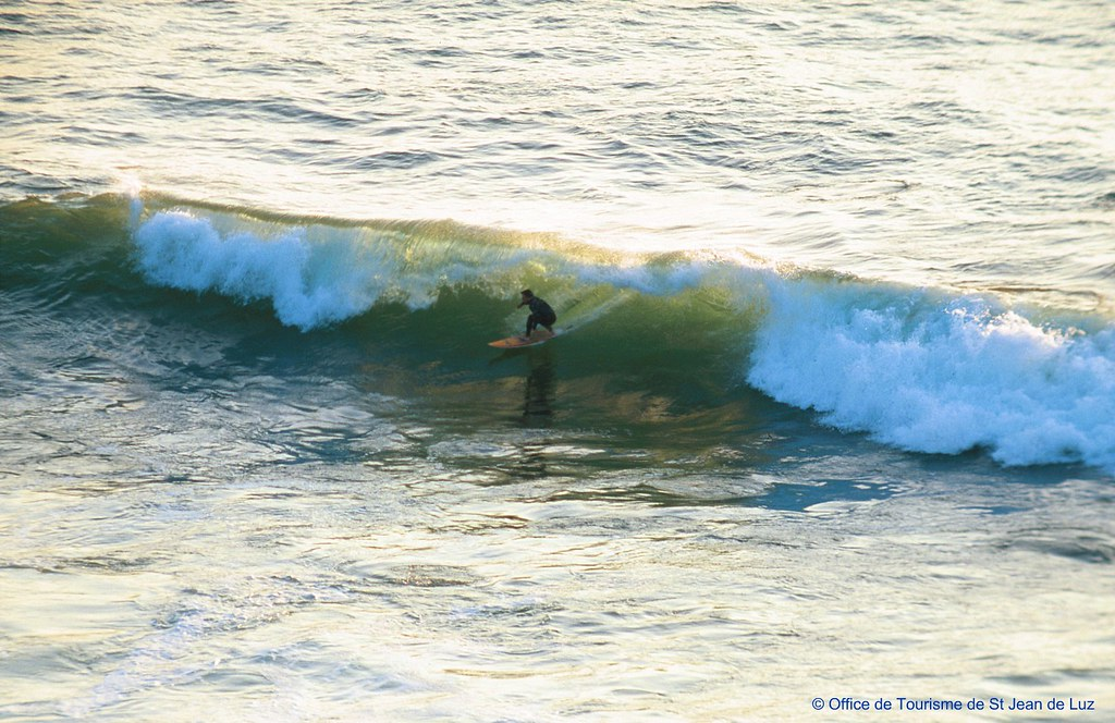 Surf saint jean de luz office de tourisme de saint jea flickr - Office de tourisme saint jean de luz ...