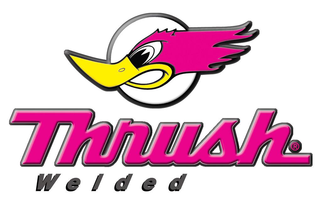 Thrush Muffler Logo
