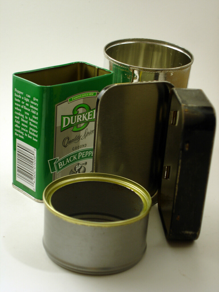 Tins And Cans Foods Packaging Industries In U K