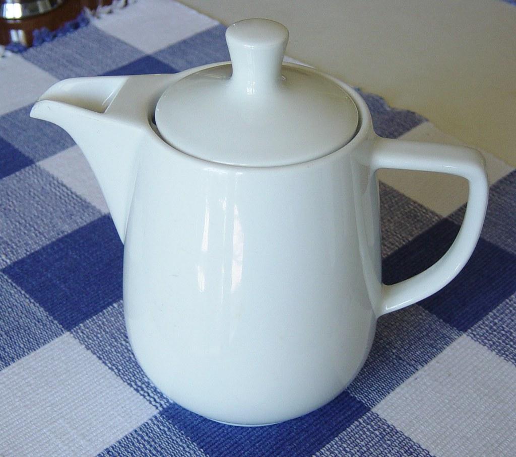 Ceramic Espresso Maker ~ Melitta small ceramic drip coffee maker  flickr