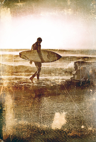 Vintage Surfer | by Naomi Frost - naomi takes photos