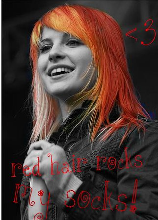 hayley williams hair 2008 - photo #7