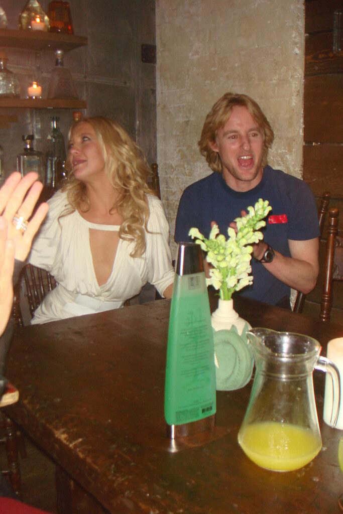 Owen Wilson, Kate Hudson, & TY KU | Team TY KU | Flickr Kate Hudson