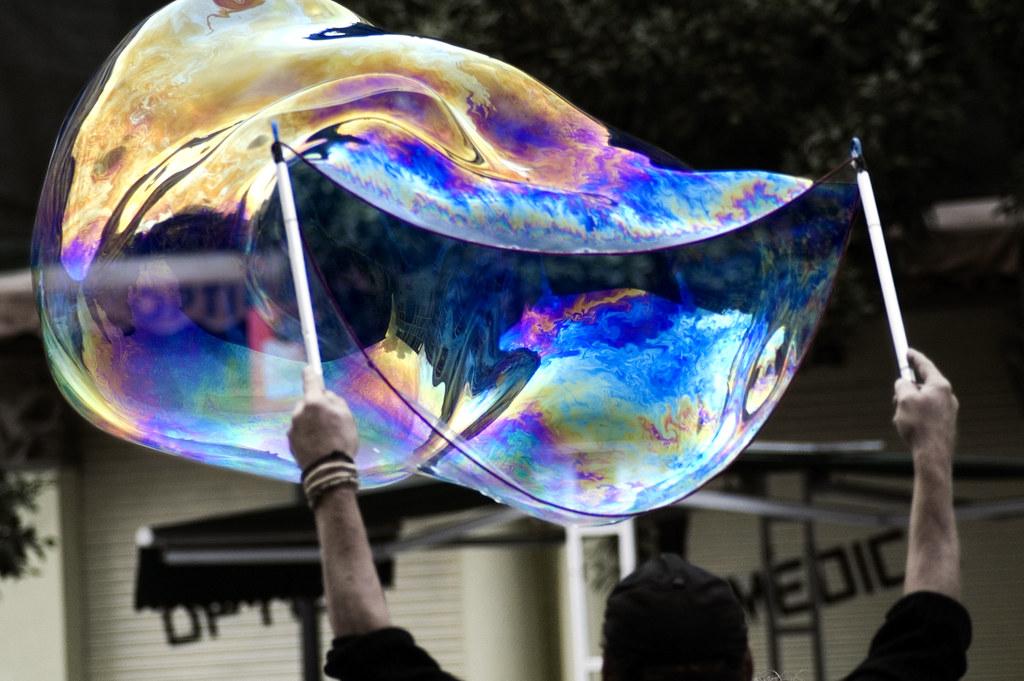Burbuja concurso a la misma hora y dia de el mural flickr for Mural la misma luna