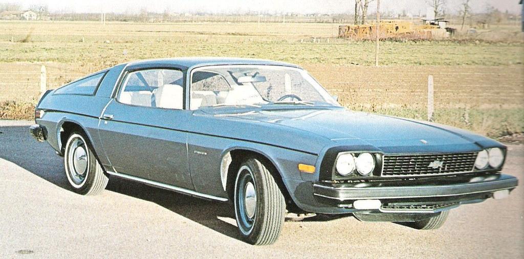 Frua Camaro 1974 Quot Chevrolet Europo Hurst Quot Easy To