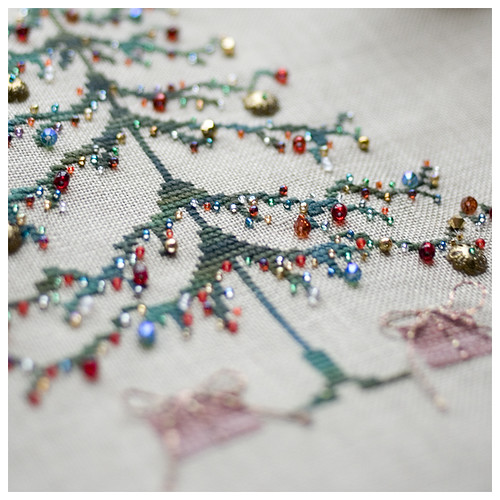 Christmas tree from the book quot stitch by penny black