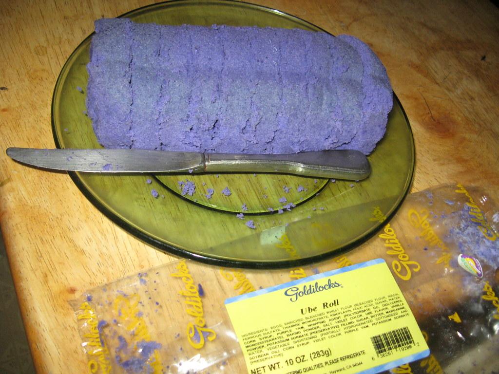 Ube Cake Roll Pinoy Recipe