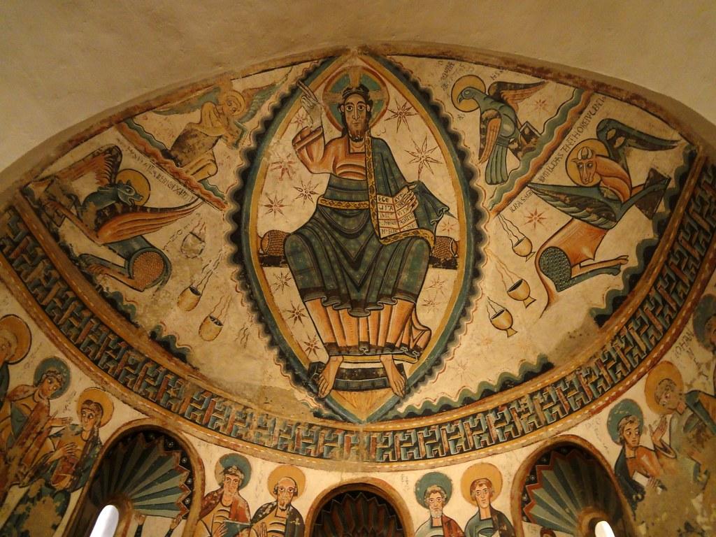 Christ In Majesty Church Of Santa Maria Del Mur