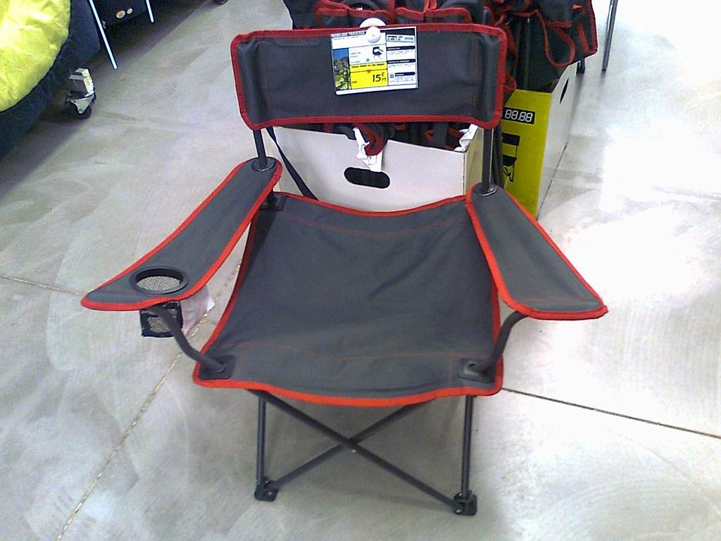 Silla de spotter la encontrareis como silla de camping - Mesas de camping plegables decathlon ...