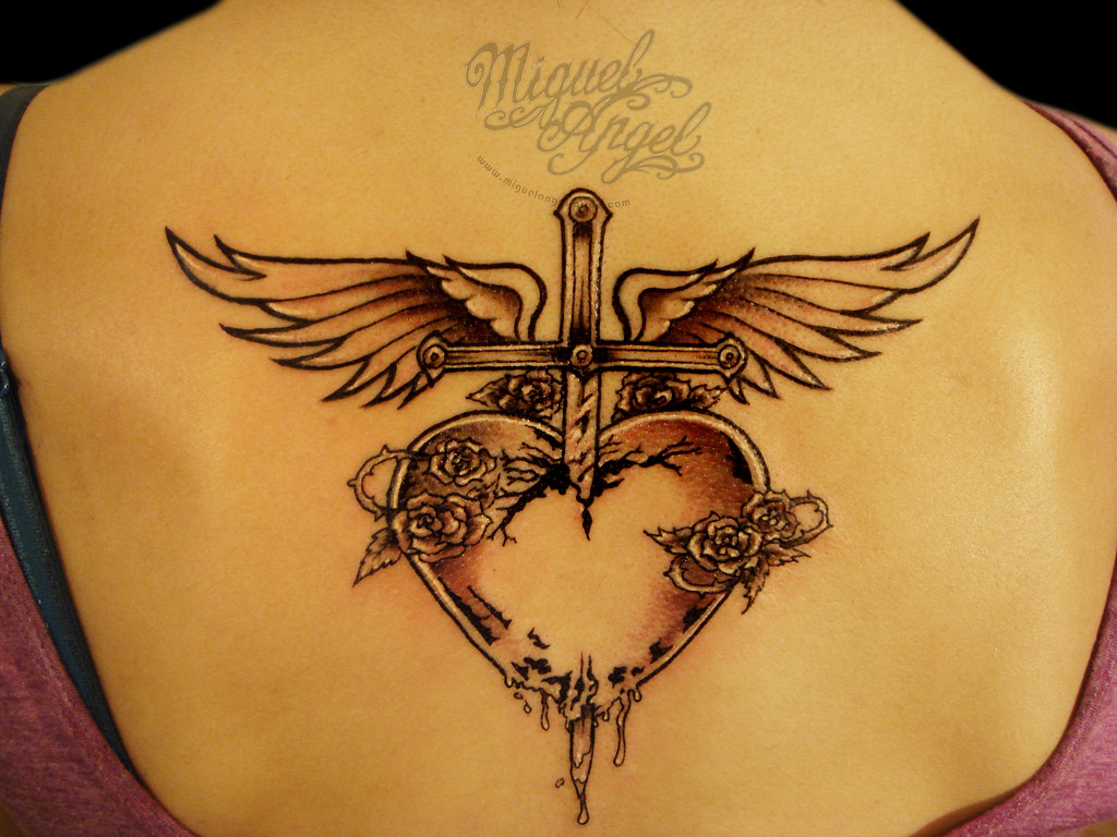 Bon Jovi S Logo Tattoo Miguel Angel Custom Tattoo Artist W Flickr