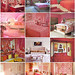 Pink Bedroom Mosaic