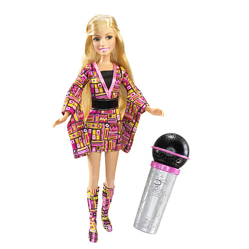 Disney High School Musical 3 Sing Together Sharpay Doll