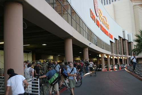 Mobile Social at Interbike & alleycat | by carltonreid