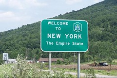 Welcome to New York State | by J. Stephen Conn