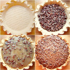 Pecan Pie Baking | by Buff Chickpea