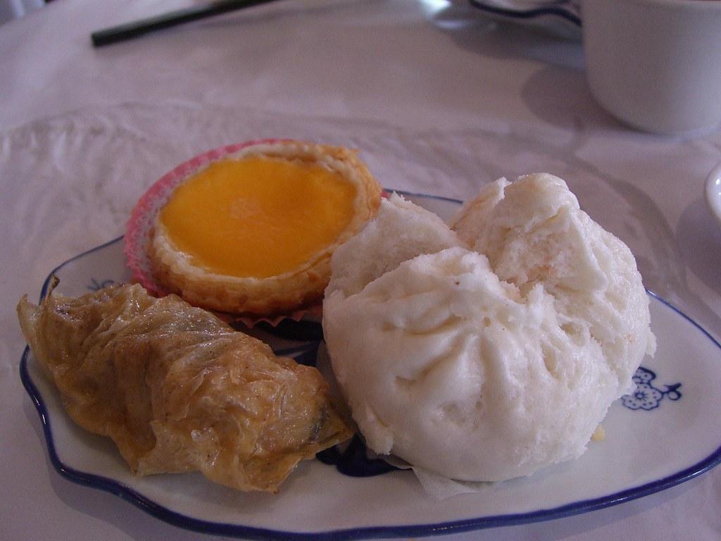 Chinese Steamed Egg Sponge Cake Recipe