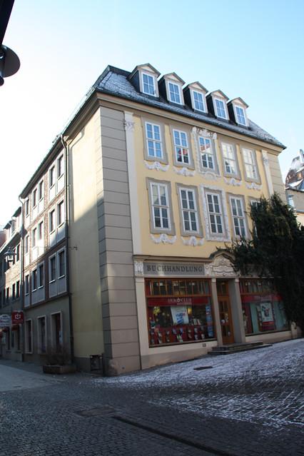 Jena Oberlauengasse Honigmannsches Haus Le Mon Hist Flickr