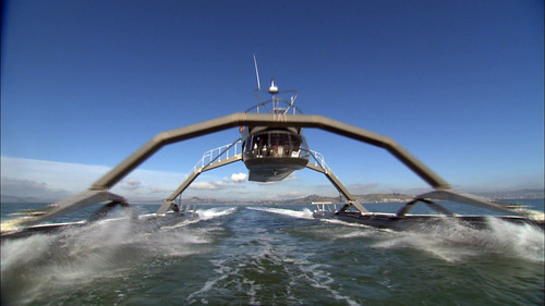 Ugo Conti's Spider Boat-2 | by kqedquest