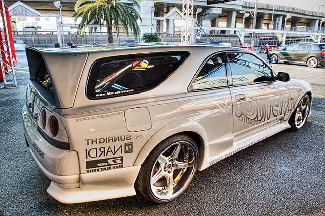 R33 Gt R Wagon Conversion If You Re Familiar With Nissan