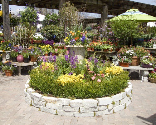 Chalet landscape nursery garden center chalet landscape for Garden design channel 4