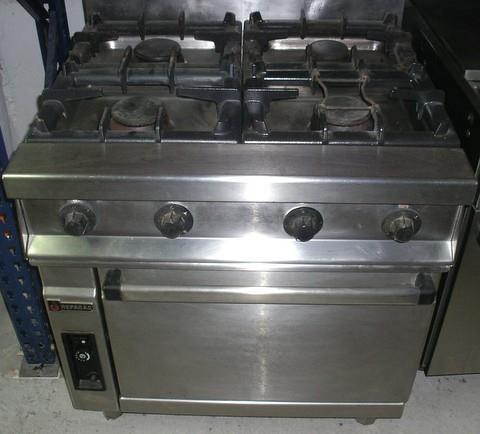Cocina 4 fuegos repagas cocina de 4 fuegos marca repagas for Cocina 6 fuegos repagas