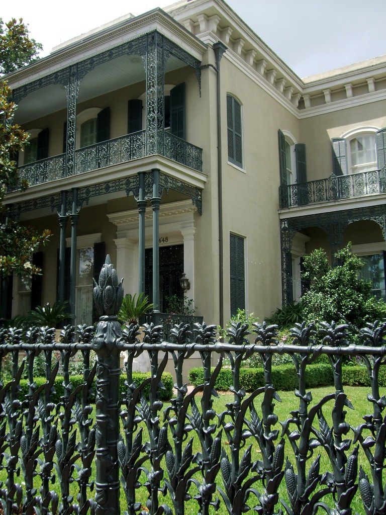 Colonel Short S Villa New Orleans La
