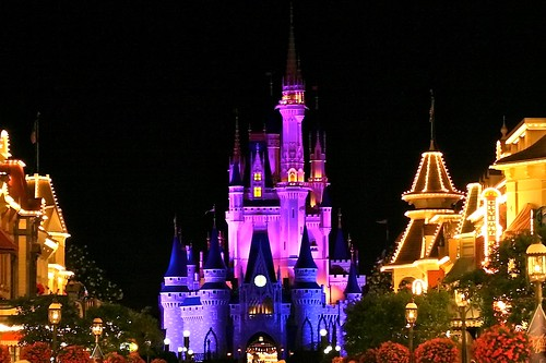 WDW 2008 June - Heading out of the Magic Kingdom for the night | by PeterPanFan