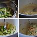 Garten-Koch-Event - Zucchiniblüten & Zucchini-Fritters - The makig of