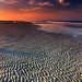 St Aug Beach August Sundown