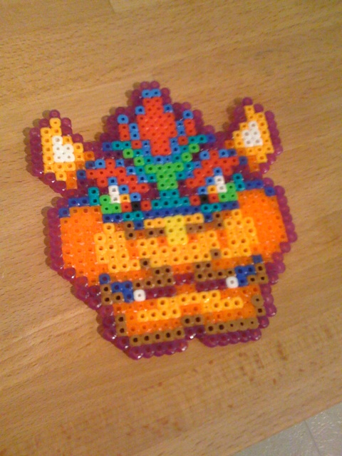 Perler bead bowser i used to love working with these beads flickr perler bead bowser by theiconmaster perler bead bowser by theiconmaster dt1010fo