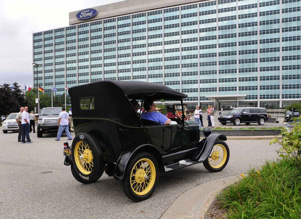 Model t 100th anniv skv8302 dearborn mi september 5 for Ford motor company jobs dearborn mi
