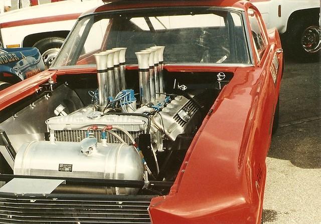 Gas Ronda S 66 Mustang Gasser Atomic Hot Links Flickr