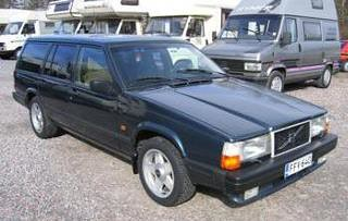 1989 Volvo 740 Wagon | Bought this brand new, loved it ...