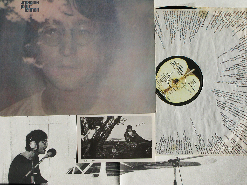 john lennon imagine Free imagine piano sheet music is provided for you imagine is a song written and performed by the english musician john lennon.