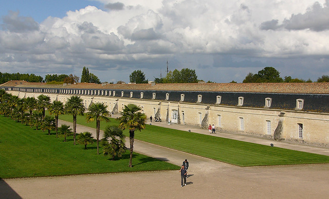 Corderie Royale In Rochefort France The Centre Internatio